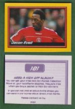 Charlton Athletic Jason Euell Jamaica 101 A